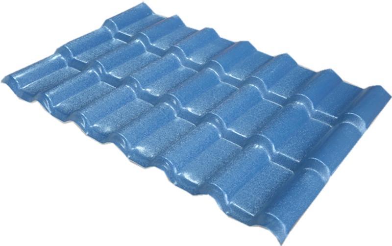 ASA合成树脂瓦(蓝灰色)