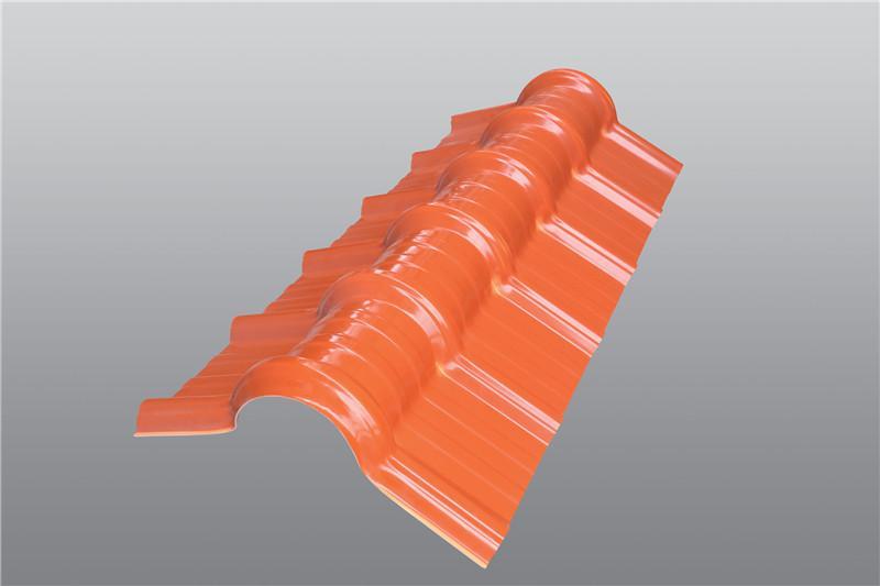 论树脂瓦屋面变形拱起的原因
