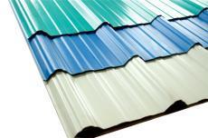 PVC防腐瓦能作为屋面瓦的优势是什么?