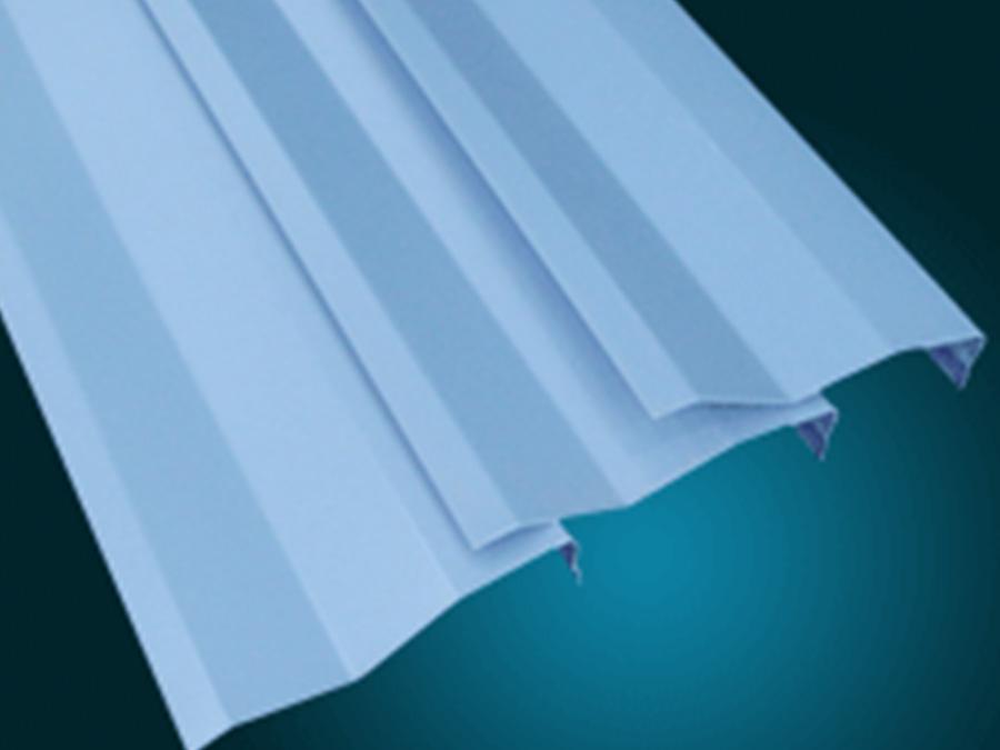 J型-滴水叶片天花-全屋整装叶片天花效果图