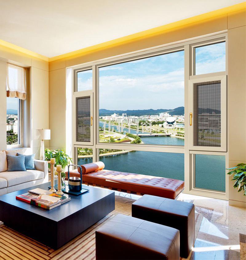 伟亚门窗 | 一扇优质平开窗,打开一个新世界