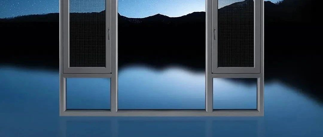 伟亚门窗丨108星耀系列平开窗,演绎简约主义美学