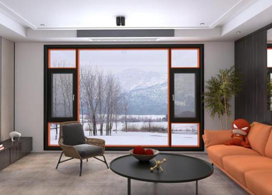 伟亚门窗|北欧印象110系统平开窗面市,让生活回归本真
