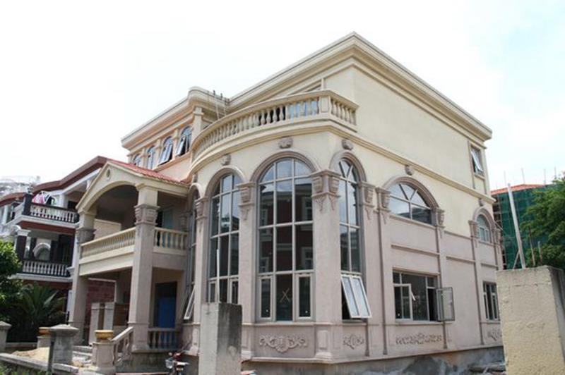 湖北武汉龙总的私人别墅