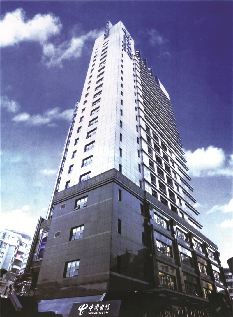 浙江省金华市邮电局信息港大楼