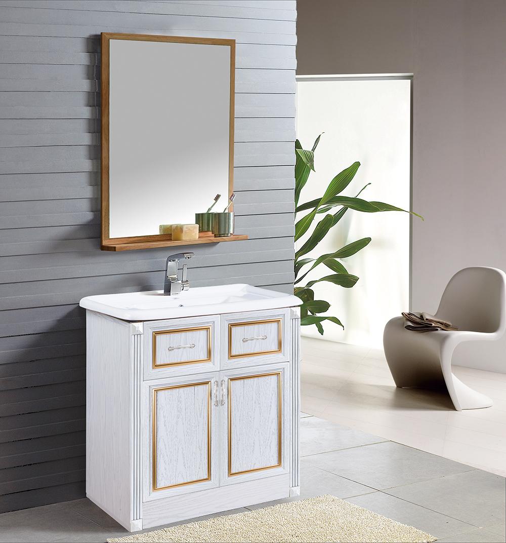 全铝浴室柜铝材
