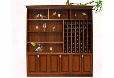 探讨全铝酒柜与木质酒柜的区别