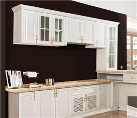 安装全铝橱柜能给你别样的厨房风格