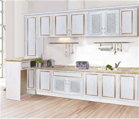全铝衣柜橱柜型材家具开始悄然流行