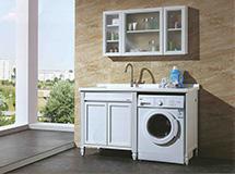 如何挑选全铝家居材料的浴室柜?
