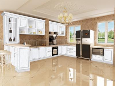 安装全铝家居橱柜带给你不一样的风格