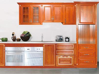 全铝家居厂家在设定的时候如何确定橱柜尺寸?