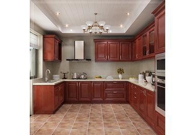 全铝橱柜可以让您更爱这个厨房!