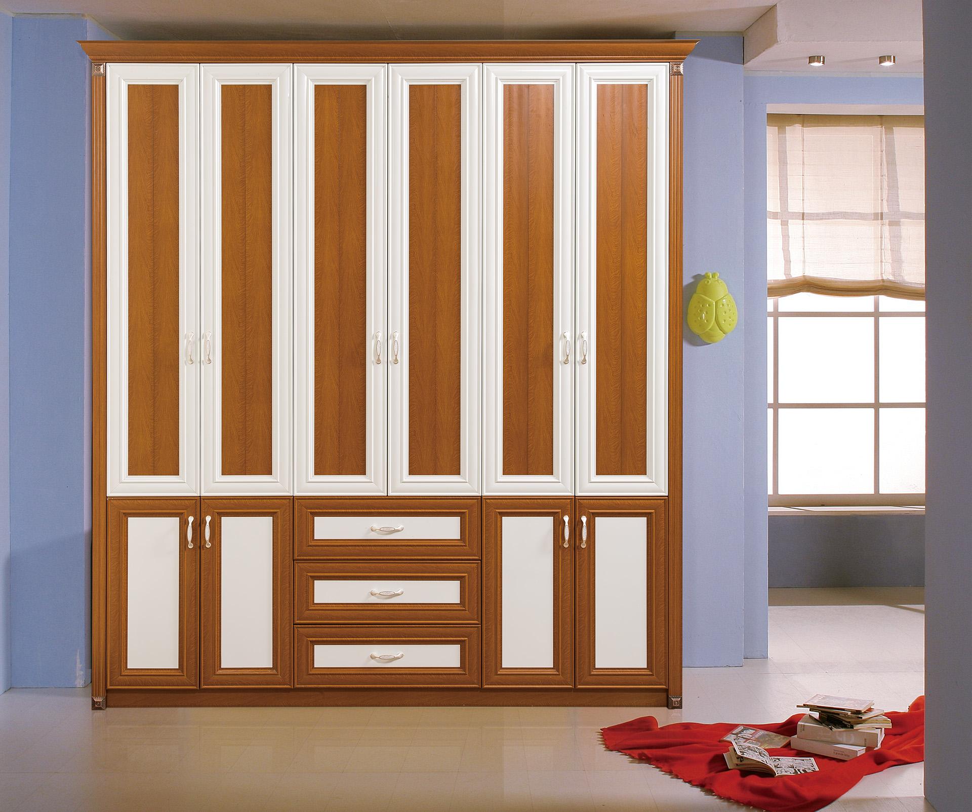你知道这种全铝衣柜吗?