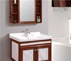 浴室柜12